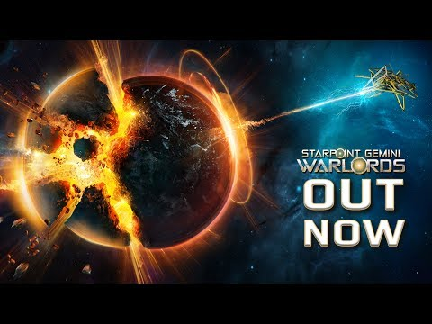 Starpoint Gemini Warlords - Release Gameplay Trailer thumbnail