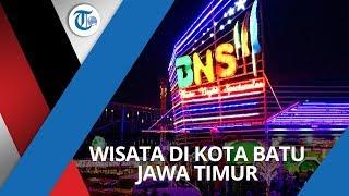 Batu Night Spectacular, Wisata Pasar Malam Modern di Kota Batu, Jawa Timur