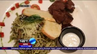 Gaya Sarapan Oxcerila Paryana Di Tamani Cafe  NET5