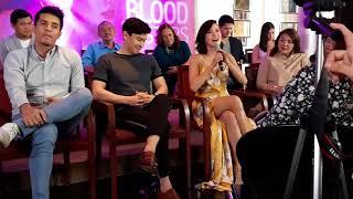 Erich Gonzales nag-react sa reunion niya with Enchong Dee & Ejay Falcon   The Blood Sisters