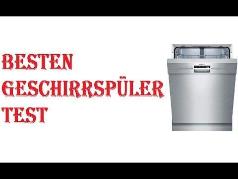 Die Besten Geschirrspüler Test 2019