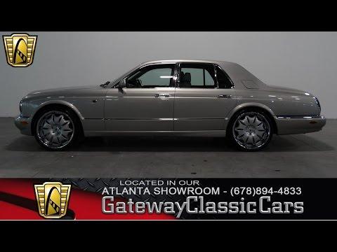 1999 Bentley Arnage - Gateway Classic Cars of Atlanta #37