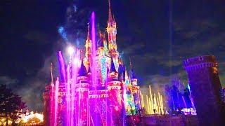 【4K】 TDL Celebrate! Tokyo Disneyland / セレブレイト!東京ディズニーランド 【11/23 4号橋(ウエスタンランドブリッジ)上 ※1回目】