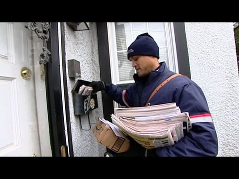 USPS Ends Saturday Letter Delivery
