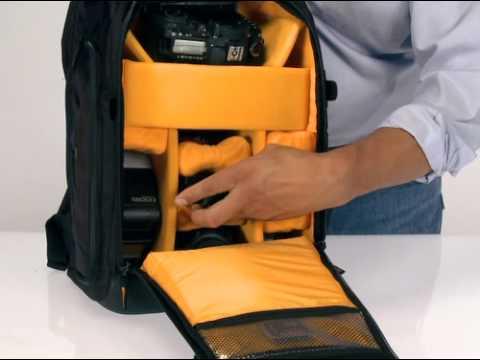 Caselogic SLRC-206 Professioneller Foto-Rucksack (Rucksack)
