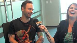 """Dallas Smith talks about his U.S. debut with """"Tippin Point"""""""