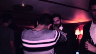 Burcin Terzioglu  instyle fashion & passion party by Emporio Armani  March 2015