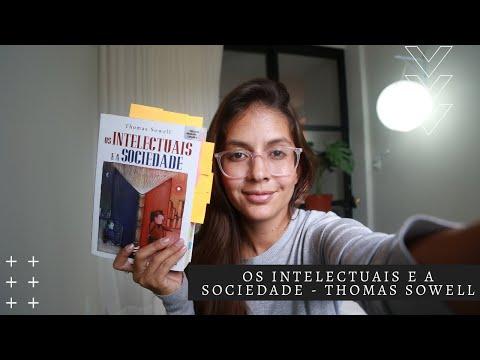 A mídia mente e sempre mentiu   Intelectuais e a Sociedade (Thomas Sowell)