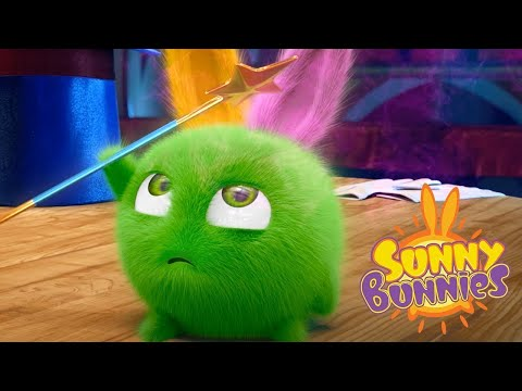 Funny Cartoons for Children | THE MAGICIAN | Sunny Bunnies | Cartoons For Children