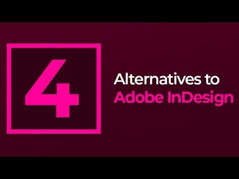 4 Alternatives to Adobe InDesign