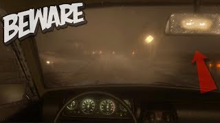 BEWARE - I AM BEING CHASED (Scary Driving Game)