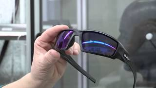 How Safety Glasses Are Tested - Slow Motion