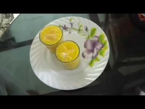 Video Mango Fruit Juice Recipe by Attamma TV