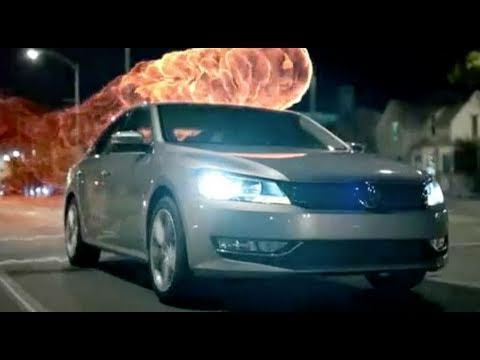 2012 VW Passat Chasing Flames video
