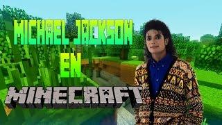 Bug Minecraft PE - Michael Jackson ! WTF