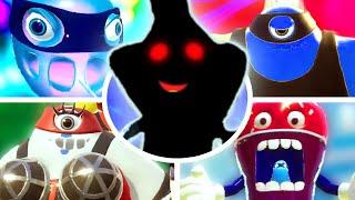 Ninjala All Bosses   Boss Fights (Nintendo Switch) Story Mode + Giant Loco Soda