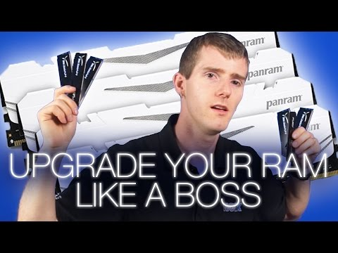 RAM Upgrade Guide – What You Need to Know