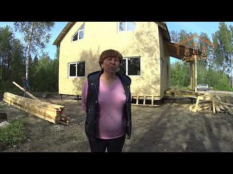 Шушкевич О.Г. - видеоотзыв о строительстве