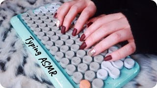 ASMR 4 Clicky Keyboards ⌨️ Typing YOU to Sleep (No Talking)