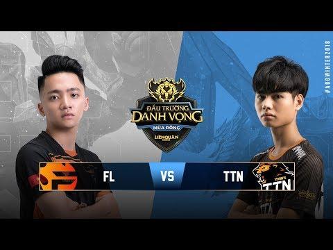 TEAM FLASH vs TEAM THAINGUYEN [Vòng 6][27.09.2018] - Đấu