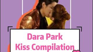 Compilation Of 2ne1 Dara's Kiss