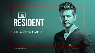 The Resident Streaming this Fall on CTV