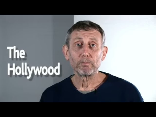 The Hollywood | POEM | The Hypnotiser | Kid's Poems and Stories With Michael Rosen