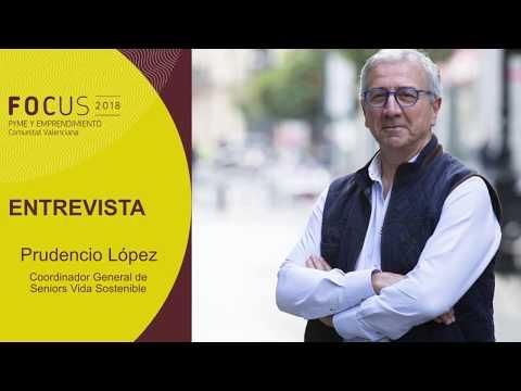 Entrevista Prudencio López - Seniors Vida Sostenible ONL[;;;][;;;]