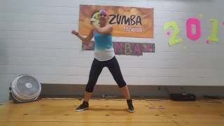 That's What I Like-Flo Rida * Zumba Fitness warm up