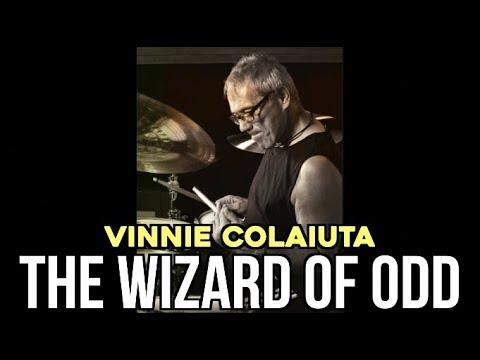 The Wizard Of Odd - Drummer Vinnie Colaiuta