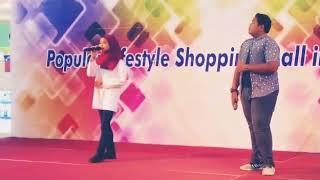 Gambar cover Syafa Wany &  Alif Syazwan - Gelora Hatiku (Live Alor Setar Mall)