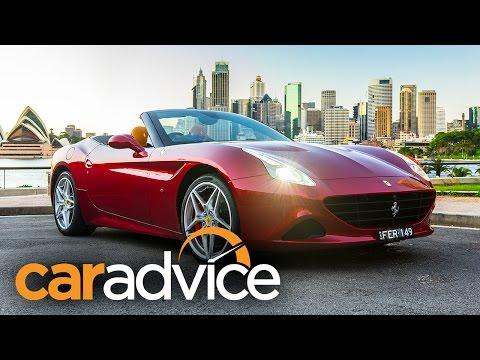 2015 Ferrari California T Review : Turbo V8 power