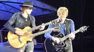 Bon Jovi - Never Say Goodbye HD (Zeebrugge July 24, 2011)