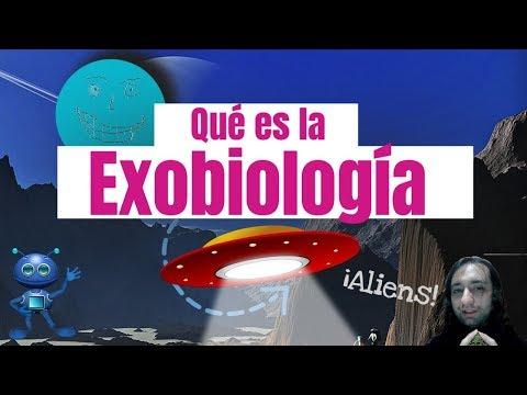 Exobiología