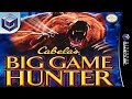 Longplay Of Cabela 39 s Big Game Hunter 2005 Adventures