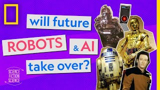 Will future robots & AI take over? | How Sci-Fi Inspired Science thumbnail