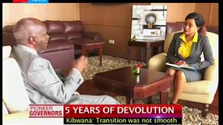 Pioneer Governors:5 years of devolution- part two