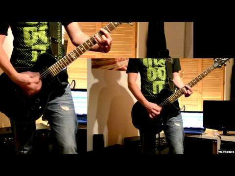 """Countdown To Insanity"" H-Blockx (Guitar Cover) HD"