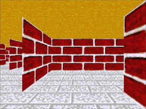 90s Windows Maze Screensaver