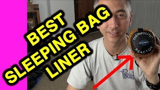 Best sleeping bag liner - Review Sea to summit thermolite