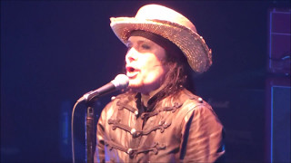 Adam Ant - Vive Le Rock - Glasgow Royal Concert Hall, 7th May 2017