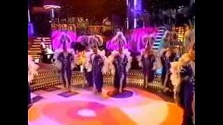 Barry Manilows Copacabana-sweet heaven- children in need 1994-London Cast