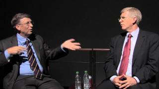 Bill Gates And Deputy Secretary Poneman Discuss The Energy Technology Landscape