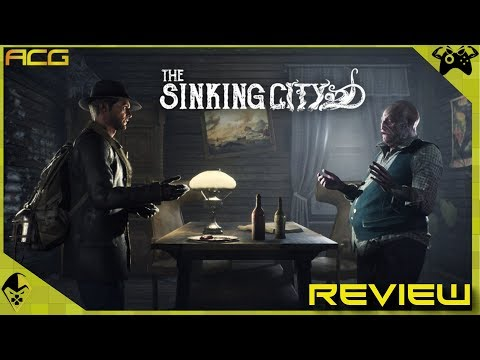 The Sinking City Review video thumbnail