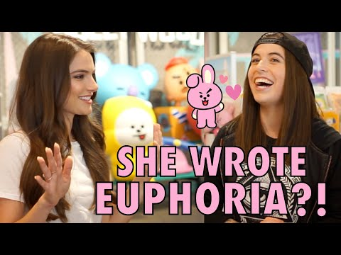Fun with BTS Songwriter & Producer CANDACE SOSA | JUNGKOOK'S EUPHORIA