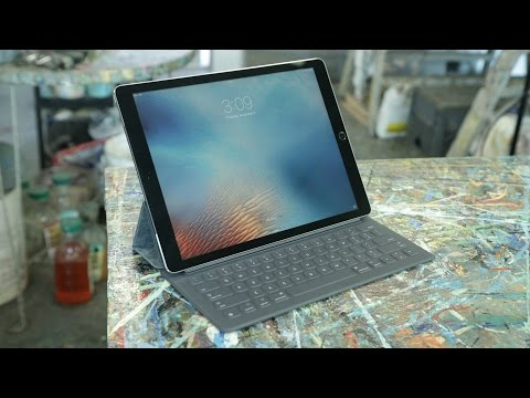 iPad Pro Review by Tech Crunch