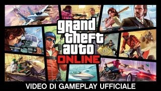 Trailer Grand Theft Auto Online - ITA