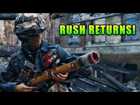 Rush Returns! Battlefield V