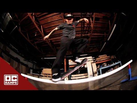Cody Mcentire Lone Star Skateboard Rail
