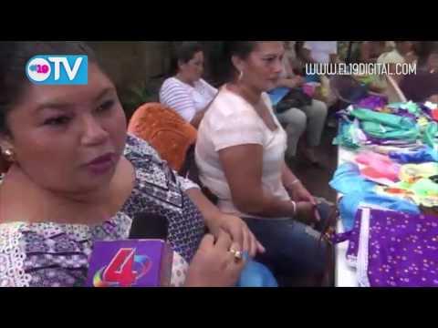 Mujeres Nindiriseñas emprededoras en artesanías en tela